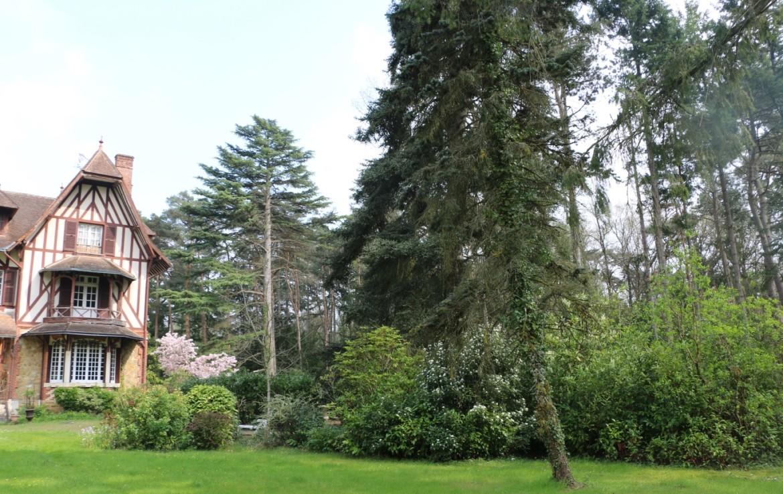 Belle maison de charme de 9ha dans parc clos 3