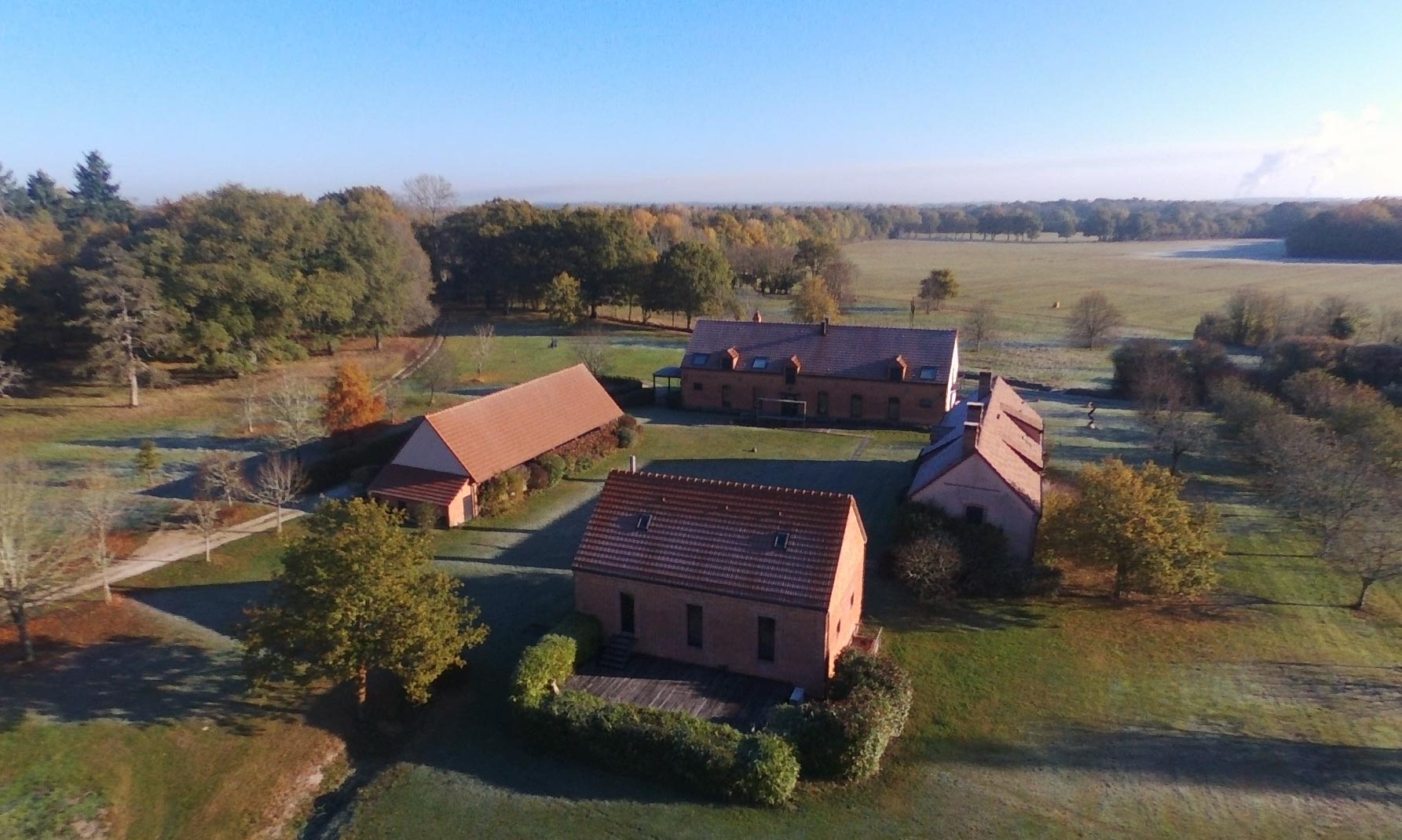 Propriété de chasse, 120 ha, 3étangs, Isdes Dannaud immobilier vente de propriétés en  # Bois De Chasse A Vendre